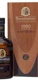 Виски «Bunnahabhain 1980 Limited Edition» в подарочной упаковке