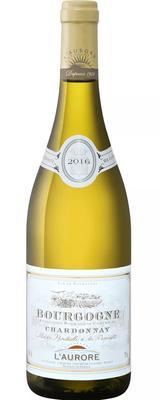 Вино белое сухое «Chardonnay Bourgogne Lugny L'aurore» 2018 г.