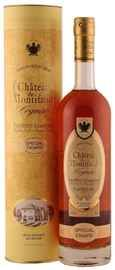 Коньяк французкий «Petite Champagne AOC Chateau de Montifaud Napoleon Cigare» в подарочной упаковке