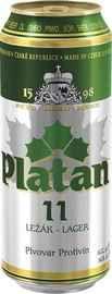 Пиво «Platan Jedenactka 11» в банке