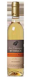 Вино белое сухое «Les Cepages Mythique Chardonnay Muscat» географического наименования