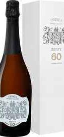 Вино игристое белое экстра брют «Esse Grande Cuvee Extra Brut» 2013 г., в подарочной упаковке