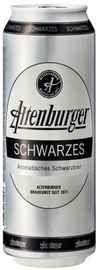 Пиво «Altenburger Schwarzes»