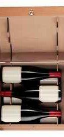 «Футляр Для 6-ти Бутылок Бургонь Бук»