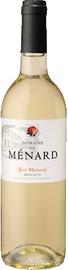 Вино белое полусладкое «Domaine De Menaro Gros Manseng Colas De Gascogne» 2011 г.