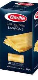 Лазанья «Barilla Collezione» 500 гр.