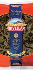 Лапша «Divella Tagliatelle Verdi» 500 гр.