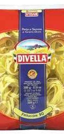 Лапша «Divella Fettuccine» 500 гр.