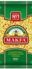 Лапша «Makfa» 450 гр.