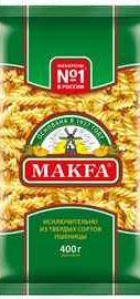 Спирали «Makfa» 400 гр.
