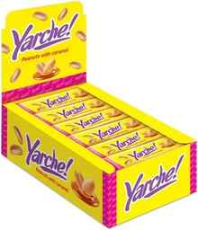 Шоколад в батончиках «Яшкино батончик Ярче»